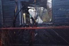 пожар дачи 1