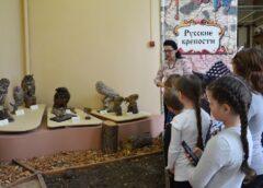 Энгельсские школьники активно посещают краеведческий музей