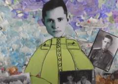 Саратовские первоклассники представили мультфильм о мемориале «Журавли» – «Мы замолкаем, глядя в небеса…»