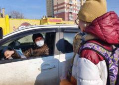 Школьники рекомендовали водителям не нарушать ПДД